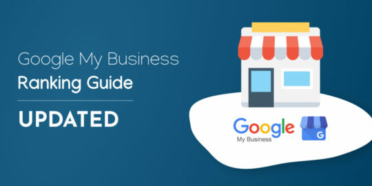 Ultimate GMB Ranking Guide: Rank Higher with Google My Business SEO